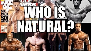 How To Tell If Someone Is Natural? - Natural Debate Part I