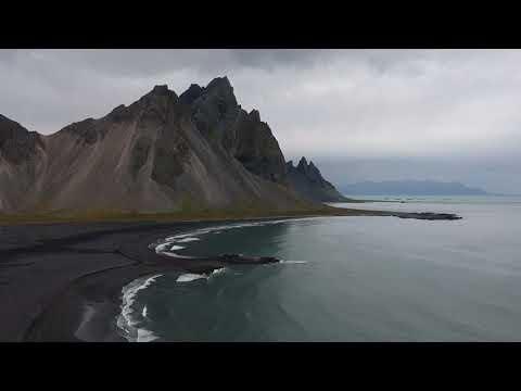 Vestrahorn | Stokksnes Peninsula | Iceland | DJI Spark