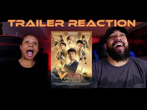 Vanguard Exclusive US Trailer #1 – REACTION