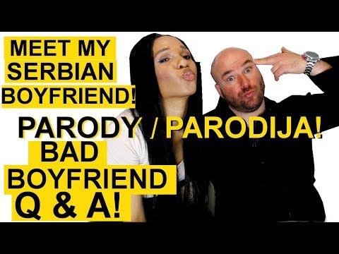 Meet My Serbian Boyfriend -- Q&A Parodija