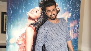 Arjun Kapoor Snapped at the Promotions of Half Girlfriend   SpotboyE