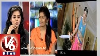 Chit Chat with Gorgeous Actress Priyamani About her New Movie Chandi