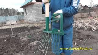 Сравнение чудо лопаты и штыковой лопаты