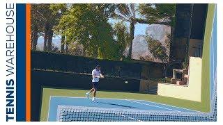 Prince Tennis Racquets + ATP Player Lucas Pouille Commercial
