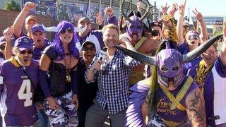 Tailgate Fan: Minnesota Vikings