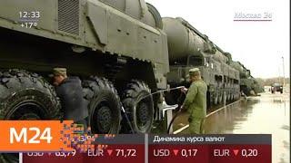 Смотреть видео Военную технику приводят в порядок к 9 Мая - Москва 24 онлайн