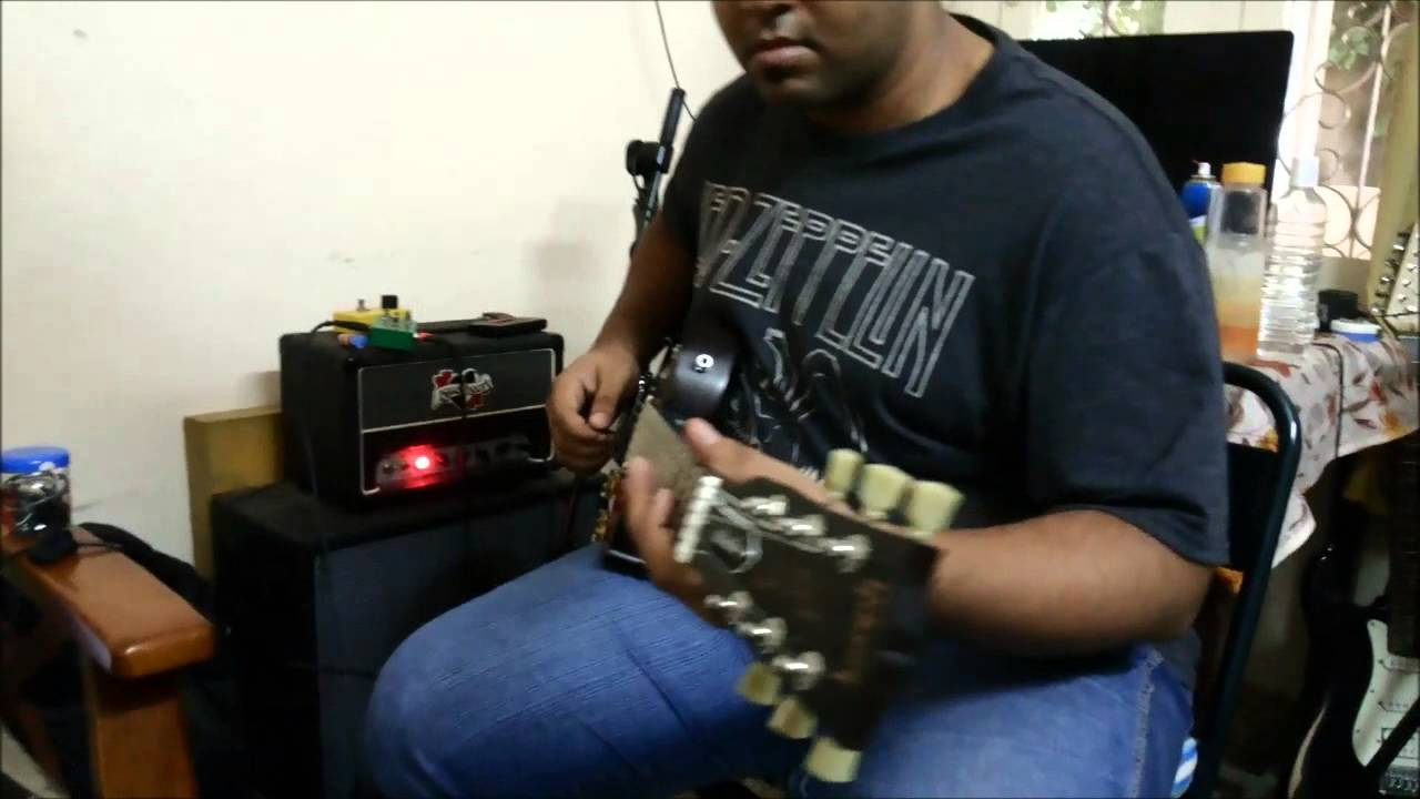 Gibson Les Paul Studio - 50\'s Style Wiring - YouTube