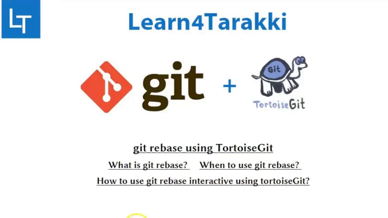 git rebase tutorial