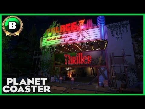 Michael Jacksons Thriller Builder Entry 12 Halloween Contest PlanetCoaster