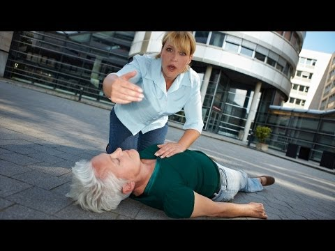 How to Treat Someone Having a Stroke | First Aid Training