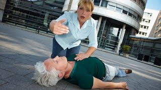 How to Treat Someone Having a Stroke   First Aid Training