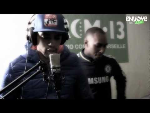 HOOD BOYS ( B-Vice ) Session Freestyle pour Envoye-Radio