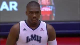 LMU Lions Men's Basketball vs Gonzaga