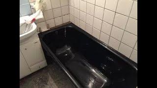 видео В хрущёвке реставрация ванн или эмалировка ванн.