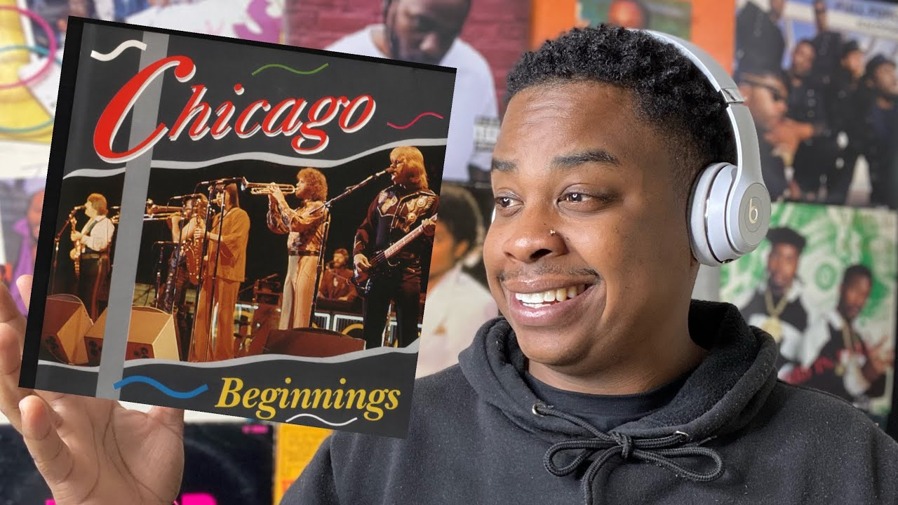 Download CHICAGO - BEGINNINGS (LIVE IN TANGLEWOOD 1970) REACTION
