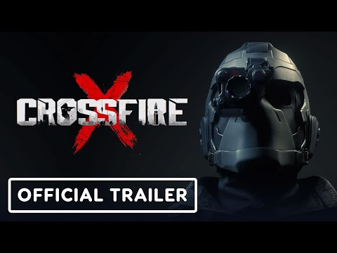 CrossfireX - Official Single-Player Campaign Trailer