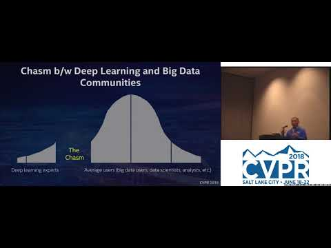 CVPR18: Tutorial: Part 1: Building Deep Learning Applications on Big Data Platforms