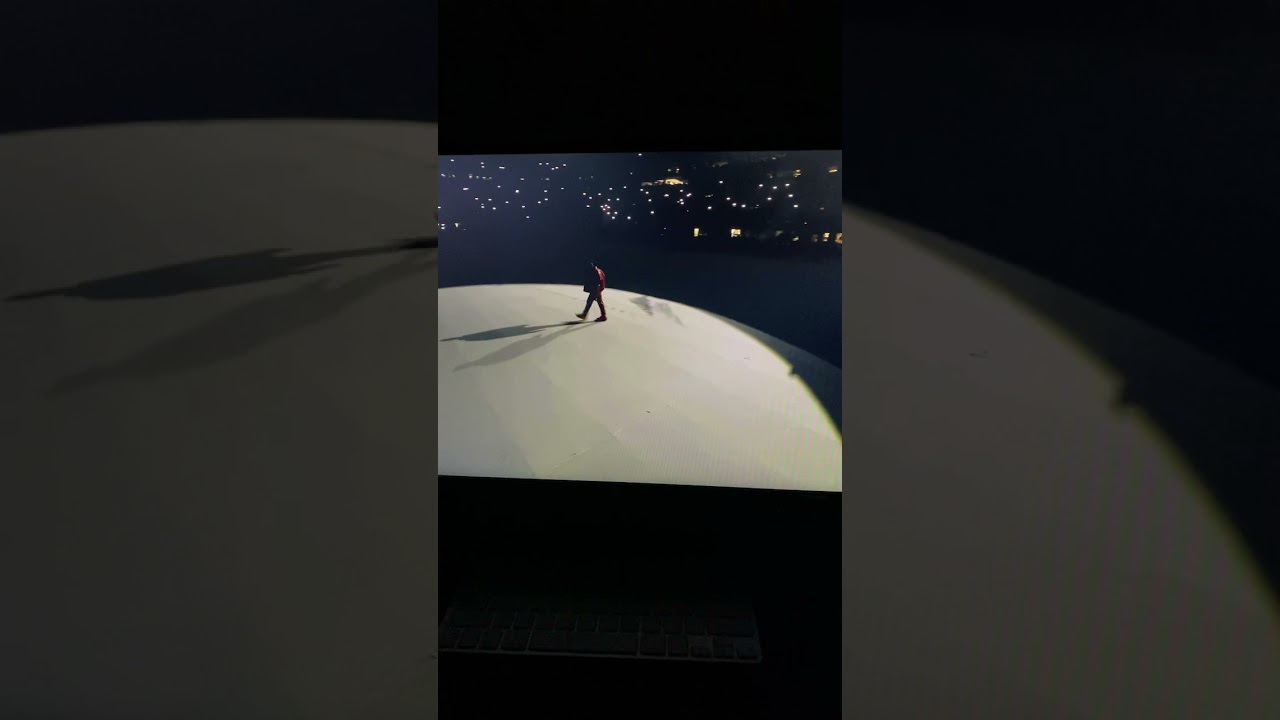 Kanye West begins 'DONDA' livestream on Apple Music