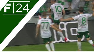 Bakircioglu scores thunderbolt free-kick!