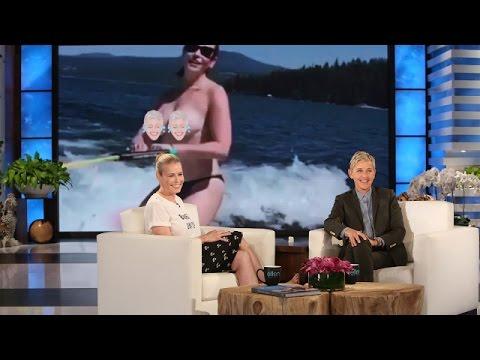 Bikini chelsea handler naked