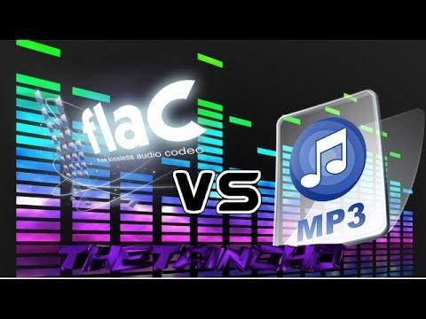 Vlog: MP3 vs FLAC El MP3 esta MUERTO