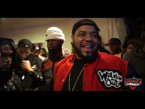 CHARLIE CLIPS PRESENTS DRAFT NIGHT 1 FUNERAL FAME VS MAD INK UNRELEASED BATTLE