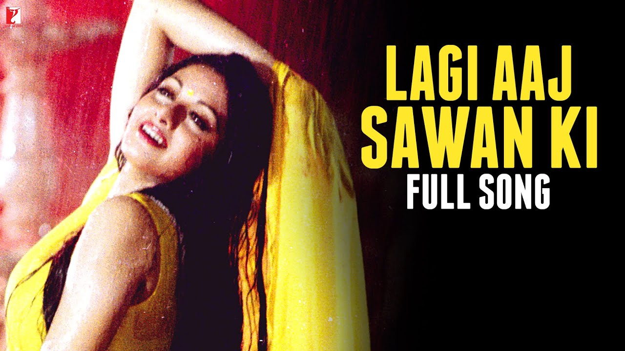 Download Lagi Aaj Sawan Ki   Full Song   Chandni   Vinod Khanna, Sridevi   Suresh Wadkar, Anupama Deshpande