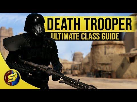 ▶ BATTLEFRONT 2 - Ultimate Class Guide - DEATH TROOPER