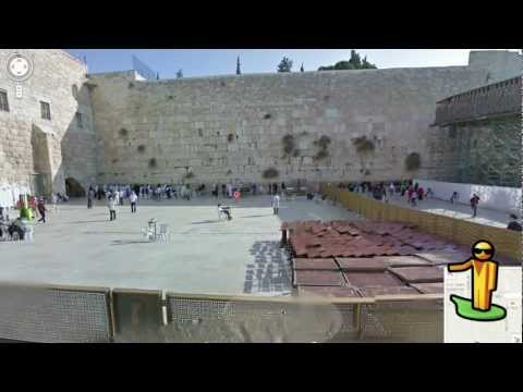 Discover Israel on Google Maps with Street View