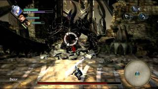 Trinity: Souls of Zill O'll (PS3) Last Boss (Ending)