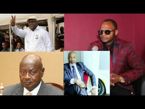 voyage Félix Tshisekedi na Ouganda, Koffi contre machine à voter. Etienne Kabongo alobeli.