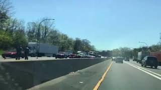 Accident Long Island expressway