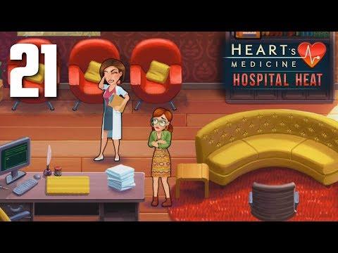 Heart's Medicine - Hospital Heat [21] Queensburrow Bridge
