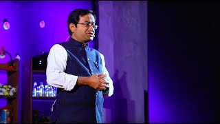 Of Hope strung on Handloom | Arup Datta | TEDxIIMKashipur