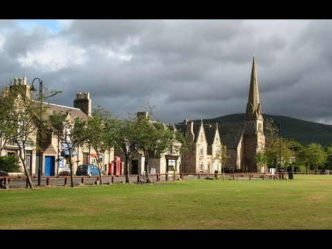 Places to see in ( Aboyne - UK )