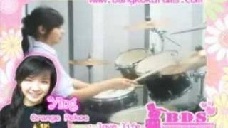 love life : Orange Pekoe drummer : ying_bds www.bangkokdrums.com.