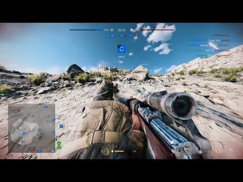 Battlefield 5 Gameplay | Battlefield V PS4 Pro Multiplayer Gameplay 1080p 60fps thumbnail