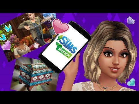 The Sims Mobile! | World of Luxury 💎 // Part 18 📱