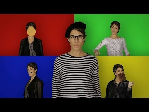 Tamsin Greig – What's So Funny? | Unlock Art
