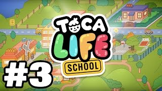 Toca Life: School - Best App For Kids - iPhone/iPad/iPod Touch - Part 3
