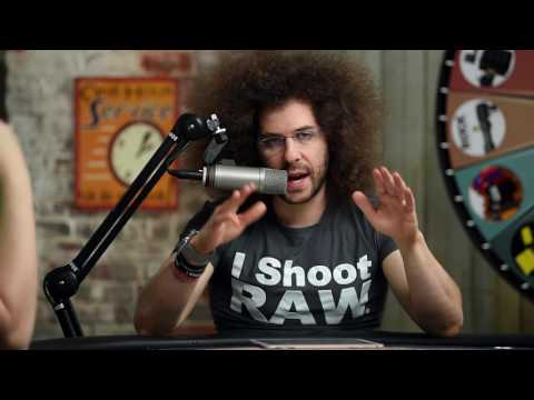 SONY a9, Canon 6D Mark II, LEXAR discussion and Video is Here to STAY: RAWtalk 223