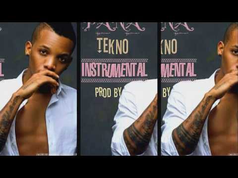 Tekno-Pana Official Instrumental (prod by jazzophonist)