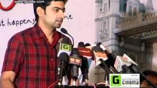 Marupadiyum Oru Kadhal Press Meet-Part 1