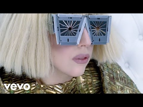 Lady Gaga - Bad Romance (Official Music Video)