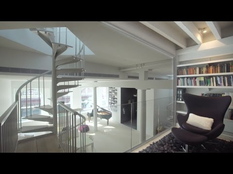 514 Broadway, SoHo Penthouse, NYC - Real Estate Tour