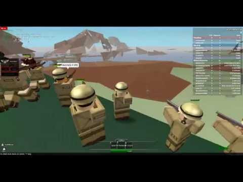 Allied Airborne Pacific Assault (In-Group Practice Raid)