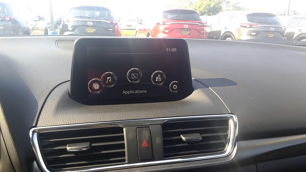 Reset Fuel Economy Monitor On A 2018 Mazda 3