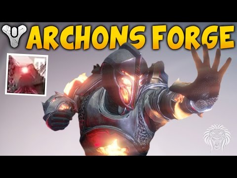 Destiny: RISE OF IRON INFO! Archons Forge Gameplay – New Bosses, Plaguelands Arena & Rewards