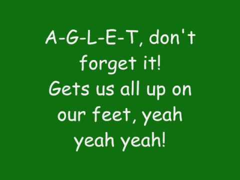 Phineas And Ferb - A-G-L-E-T Lyrics (Full song + HQ) - YouTube