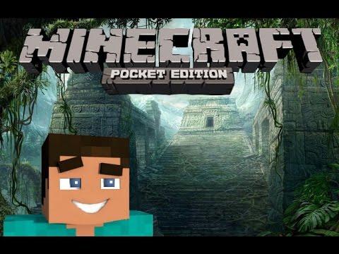 Tempio nella Roccia - Minecraft PE